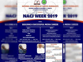 workshop , NACJ week 2019,UDUS
