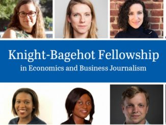 Knight-Bagehot Fellowship in Economics and Business Journalism