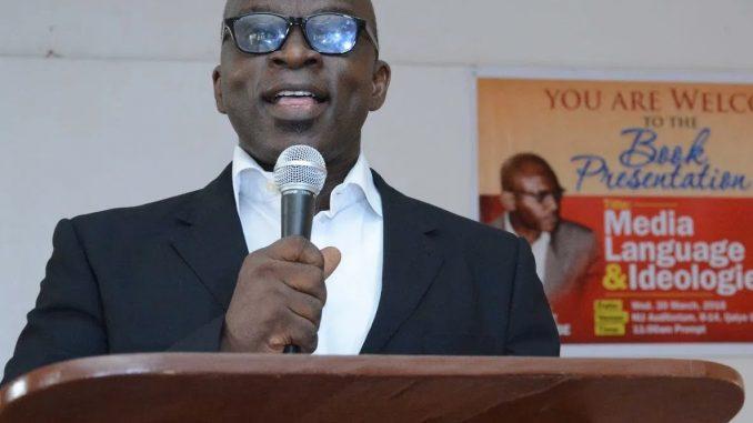 Gbemiga Ogunleye, NIJ Provost, journalism opportunities