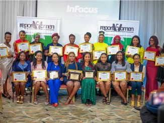 Report Women, Female Reporters, fellowship