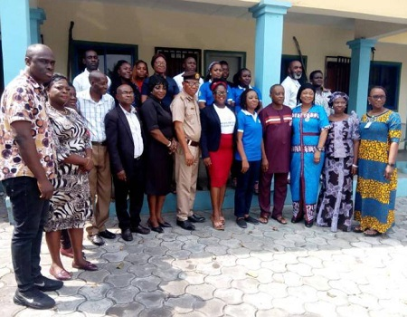training on trafficking and modern day slavery
