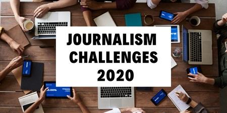 Data journalism challenges, investigative