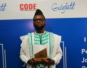 Soyombo, Mordi, award,