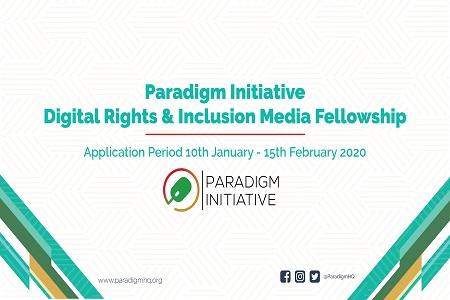 Paradigm initiative, digital rights