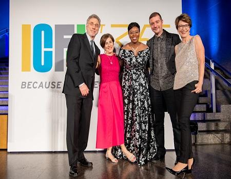2020 ICFJ Awards Dinner