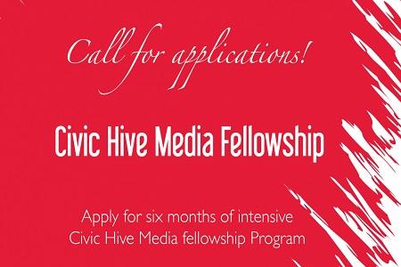 Civic Hive Media Fellowship