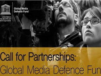 Call for partnership for Global Media Defence Fund