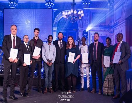 Apply for Fetisov Journalism Awards