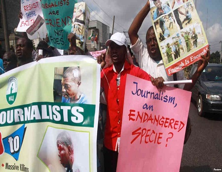 COVID-19: MFWA demands justice for assaulted journalists