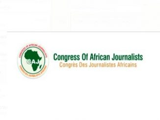 African journalists