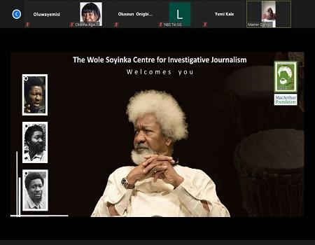Wole Soyinka lecture