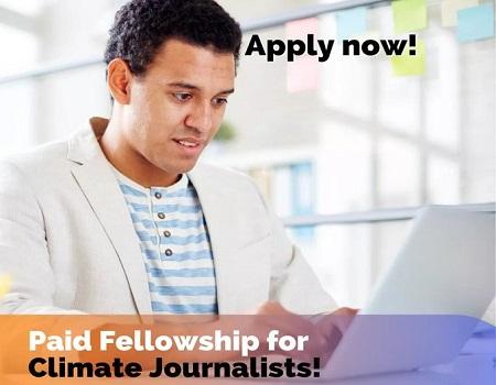 climate journalism mentorship
