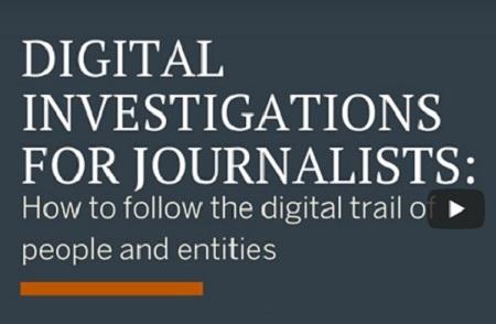 investigating digital entities