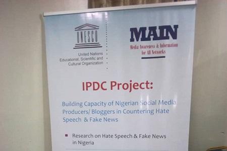UNESCO, hate speech, fake news