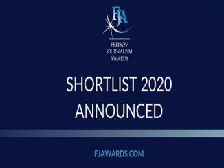 Five Nigerian journalists make 2020 Fetisov Journalism Awards shortlist