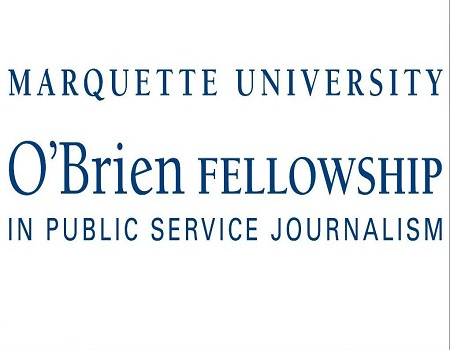 Apply for O'Brien Fellowship in public service journalism