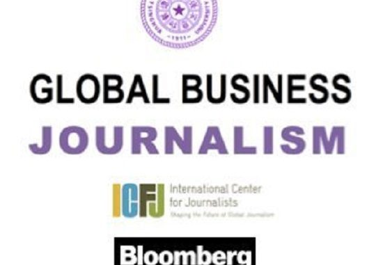 Global Business Journalism