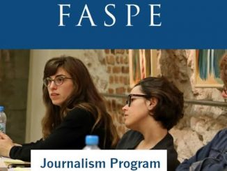 FASPE Journalism Fellowship