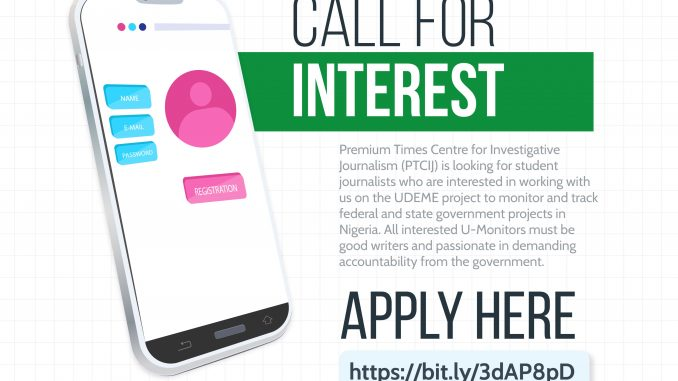 Premium Times Centre for Investigative Journalism